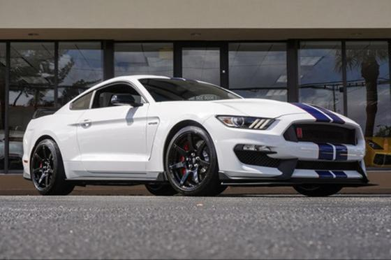 2018 Ford Mustang Shelby GT350R:24 car images available