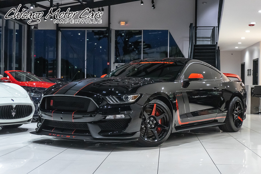 2020 Ford Mustang Shelby GT350R:24 car images available