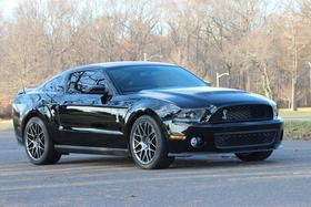 2011 Ford Mustang Shelby GT500:6 car images available