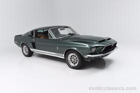 1968 Ford Mustang Shelby GT500:24 car images available