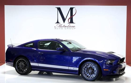 2014 Ford Mustang Shelby GT500:24 car images available
