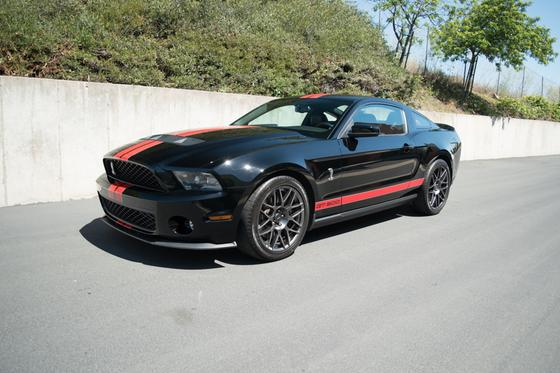 2011 Ford Mustang Shelby GT500:9 car images available