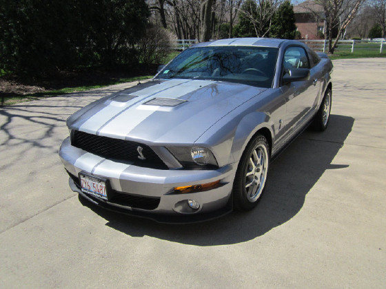 2007 Ford Mustang Shelby GT500:10 car images available