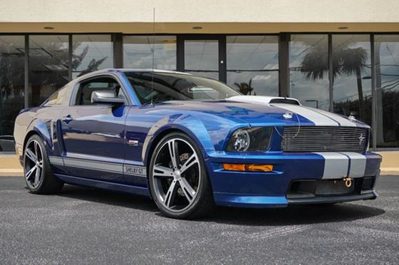 2008 Ford Mustang Shelby GT500:24 car images available