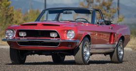 1968 Ford Mustang Shelby GT500:20 car images available
