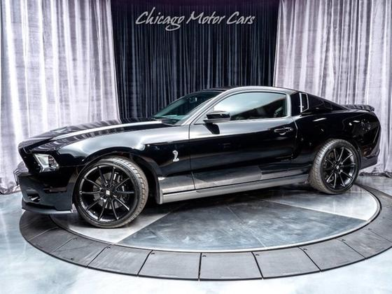 2011 Ford Mustang Shelby GT500:24 car images available