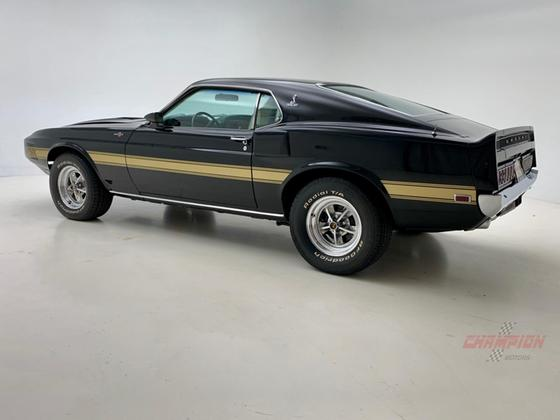 1969 Ford Mustang Shelby GT500