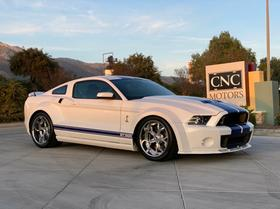 2013 Ford Mustang Shelby GT500:24 car images available