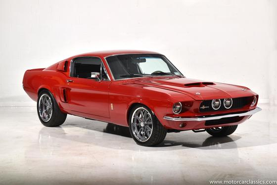 1967 Ford Mustang Shelby GT500:24 car images available