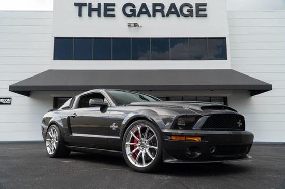 2007 Ford Mustang Shelby GT500:24 car images available