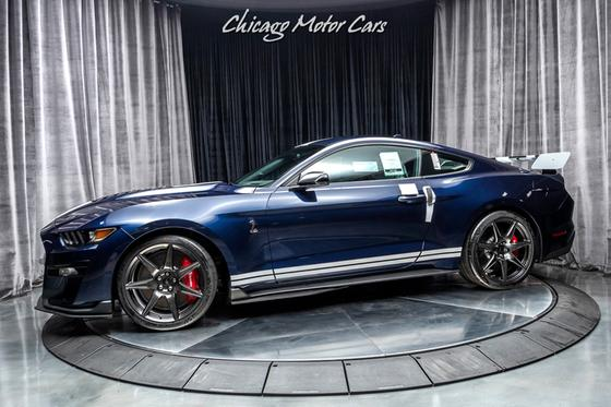2020 Ford Mustang Shelby GT500:24 car images available