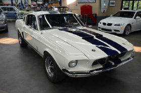 1967 Ford Mustang Shelby GT500:12 car images available