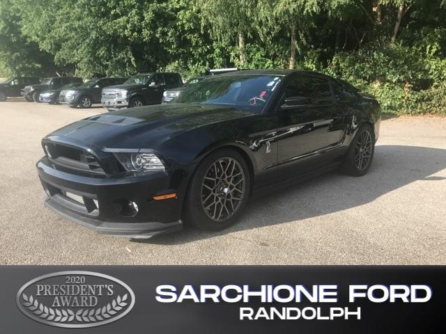2013 Ford Mustang Shelby GT500 : Car has generic photo