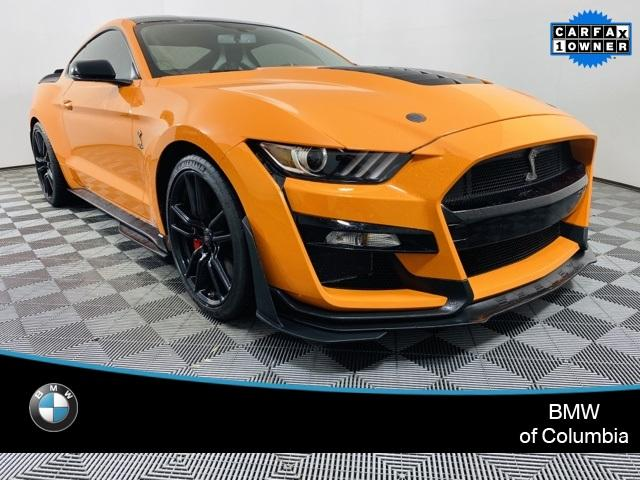 2021 Ford Mustang Shelby GT500:24 car images available