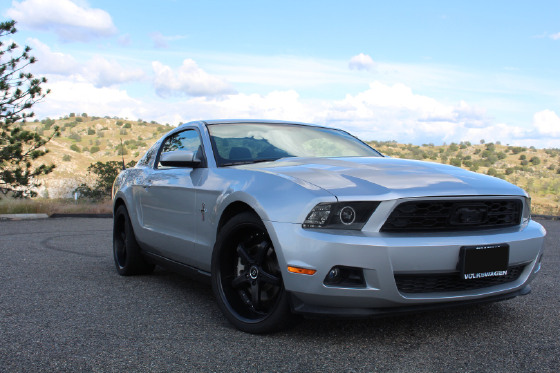 2011 Ford Mustang V6 Premium:11 car images available