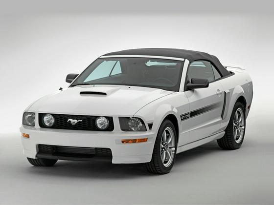 2008 Ford Mustang V6 Premium : Car has generic photo