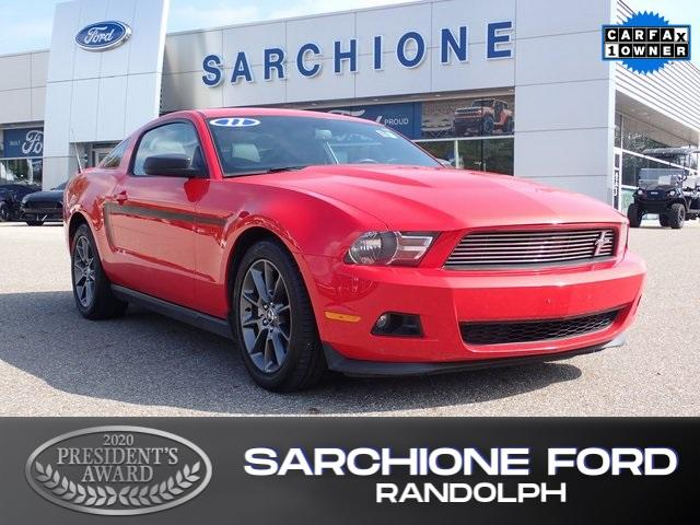 2011 Ford Mustang V6 Premium:23 car images available