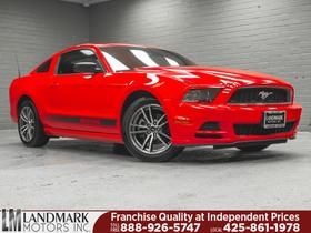 2014 Ford Mustang V6:24 car images available