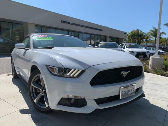 2015 Ford Mustang V6:24 car images available