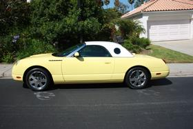 2002 Ford Thunderbird :6 car images available