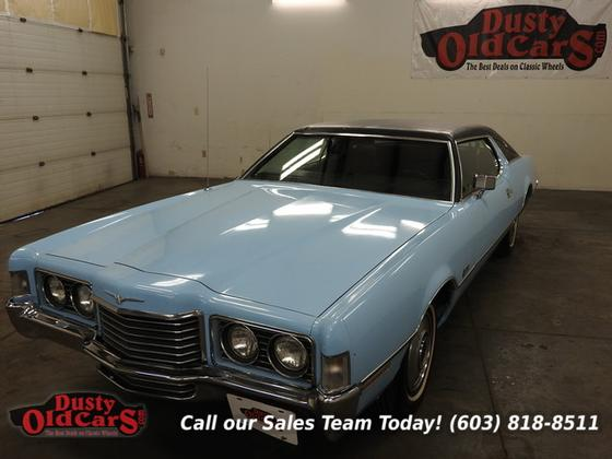 1972 Ford Thunderbird :24 car images available
