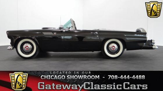 1955 Ford Thunderbird :24 car images available