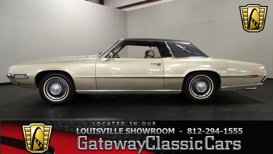 1968 Ford Thunderbird :24 car images available