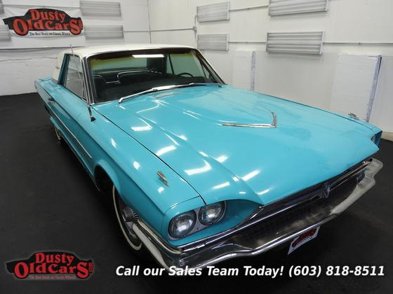 1966 Ford Thunderbird :24 car images available
