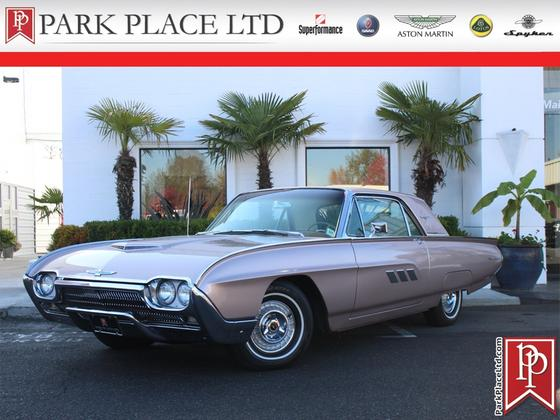 1963 Ford Thunderbird :24 car images available