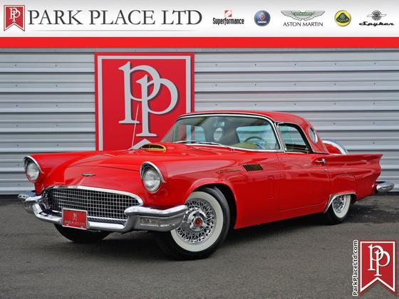 1957 Ford Thunderbird :24 car images available