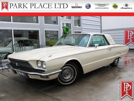 1966 Ford Thunderbird :11 car images available