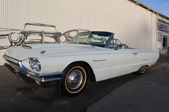 1964 Ford Thunderbird :9 car images available