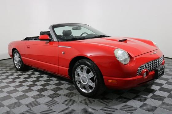 2005 Ford Thunderbird :24 car images available