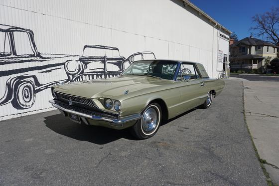 1966 Ford Thunderbird :9 car images available