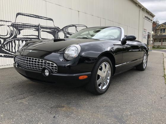 2002 Ford Thunderbird :9 car images available