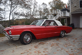 1964 Ford Thunderbird :10 car images available