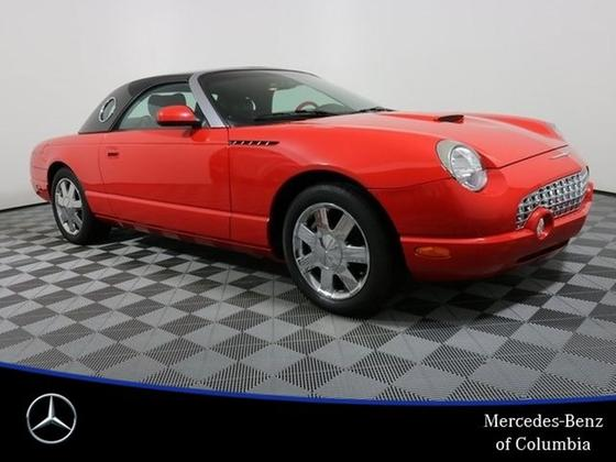 2002 Ford Thunderbird :23 car images available