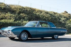 1962 Ford Thunderbird :9 car images available