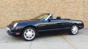 2002 Ford Thunderbird :12 car images available