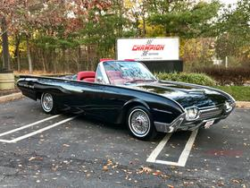 1962 Ford Thunderbird :24 car images available