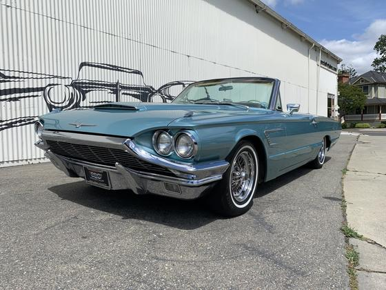 1965 Ford Thunderbird :12 car images available