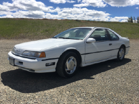 1992 Ford Thunderbird :9 car images available