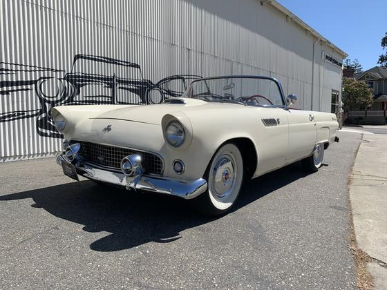 1955 Ford Thunderbird :9 car images available