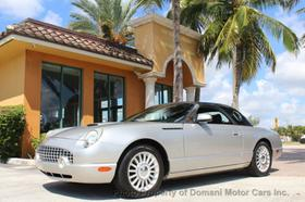 2004 Ford Thunderbird :24 car images available