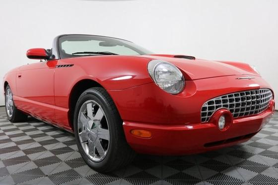 2002 Ford Thunderbird :24 car images available