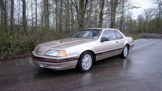1988 Ford Thunderbird :24 car images available