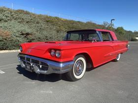 1960 Ford Thunderbird :12 car images available