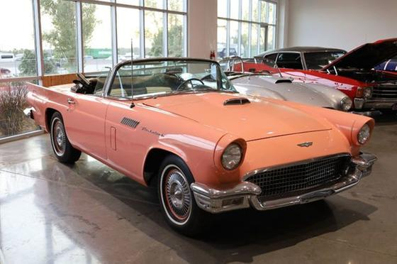 1957 Ford Thunderbird :20 car images available