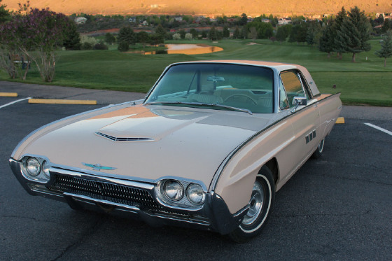 1963 Ford Thunderbird Deluxe:6 car images available