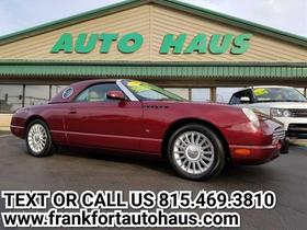 2004 Ford Thunderbird Deluxe:24 car images available